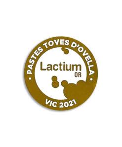 Lactium d'or - Vic 2021